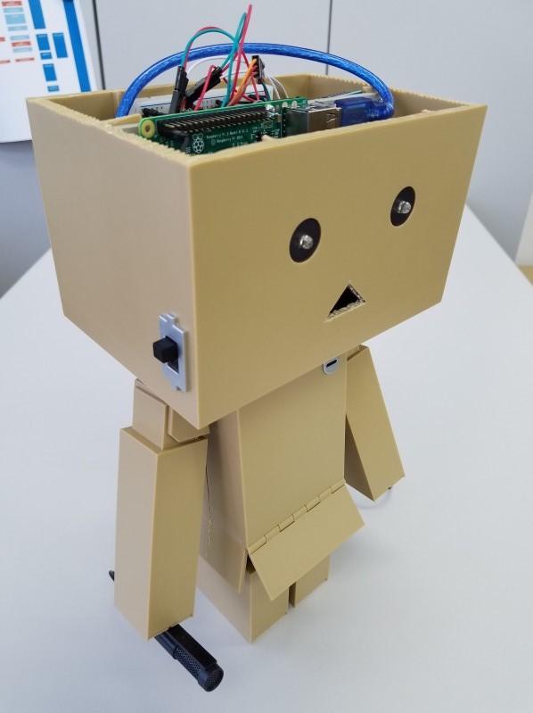 体験的マイコン学習 Aruduino編 第9回 ダンボードで人工会話ロボットを作ってみた